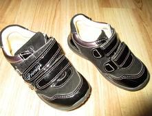 Boty celokožené, primigi,22