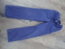 Vyteplena kalhoty, lupilu,104