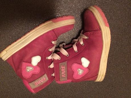 Zimní boty fare vel 23, fare,23