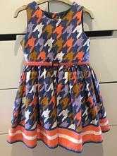 Slavnostní barevné šaty, next,98