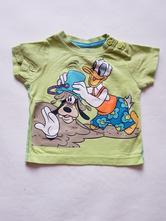 Disney tričko, c&a,68