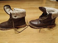 Zimní boty r.u.a.f. engineer vel. 30, 30