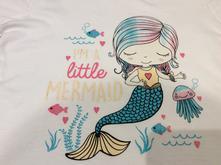 Tričko s mořskou pannou, young dimension,116