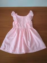 Lehoučké letní šaty, h&m,98