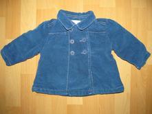 Kabátek baby code, 74