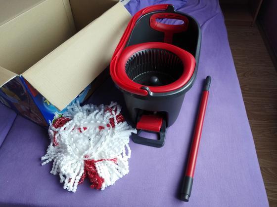 recenze mopu vileda easy wring clean turbo. Black Bedroom Furniture Sets. Home Design Ideas