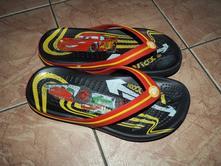 Žabky / sandály cars vel. j2 32/33, crocs,32