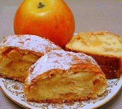 Jablčkova štrúdľa, vynikajúca,krehučká, bez kysnutia,vďaka @trudka4
