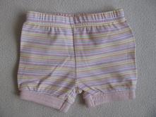 Kojenecké kalhotky-1-2 měs., f&f,56