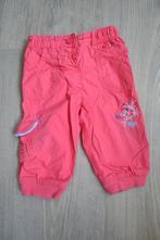 Měkké bavlněné plátěné kalhoty podšité bavlnou, marks & spencer,74