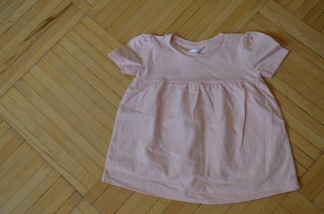 Starorůžové tričko_tunika vel. 92, 92