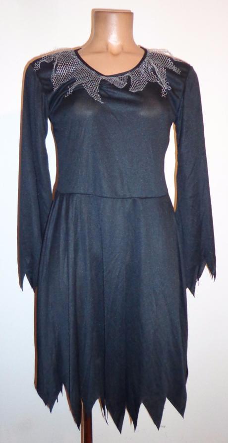 Kostým šaty čarodějnice, vel. l., l