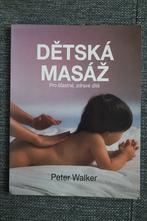 Kniha - dětská masáž,