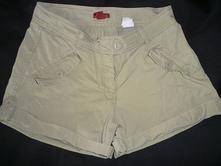 380-dámské šortky, h&m,40