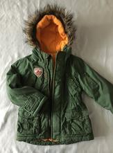Vel. 98 zelená zimní bunda, f&f,98
