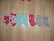 Set ponožek, lupilu,21