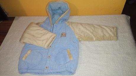 Manšestrová zimní bunda, frog,92