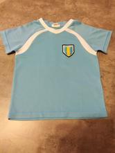 Futbalové tričko/dres argentína messi, h&m,98