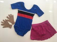 Krasobruslařské oblečení (5 - 7 let), 122
