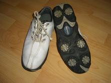 Fjdětské golfové footjoy sport boa mens golf shoes, 35