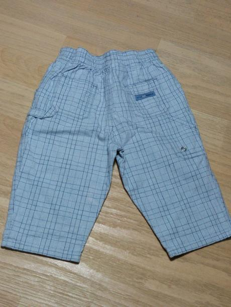 Kalhoty kostkované  mexx , mexx,74