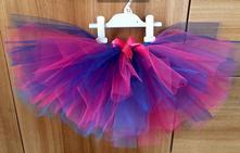 Tutu sukne barevna, 50 - 188