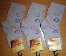 Kojenecké ponožky s aloe vera, loana,74