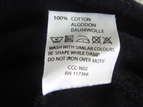 Tričko černé s ďáblicí, m
