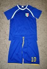 Sportovní dres, h&m,146
