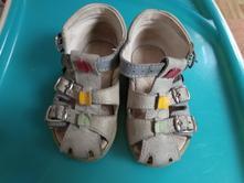 Sandálky, fare,22