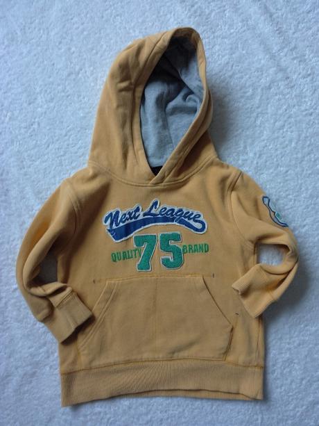 Mikina s kapucí, next,86