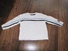 Bílé tričko s pruhy zn. mothercare vel. 86, mothercare,86