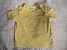 Žluté tričko, f&f,74
