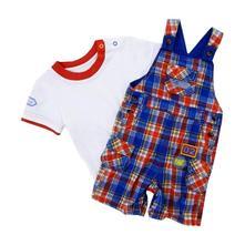 Laclové šortky a tričko , sou-0020, george,62