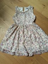 Letní šaty, next,98