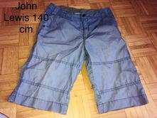 Šortky  140 cm, john lewis,140