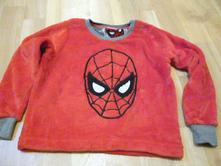 Hunatá mikina spiderman vel. 5 let, marvel,110