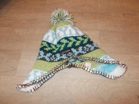 Zimní čepice, 110