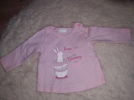 Tričko pro miminko, f&f,62