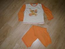Bavlněné pyžamo disney, vel. 134, disney,134