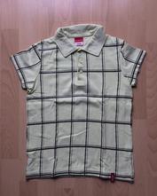 Tričko s.a.m. s límečkem, vel. 134, 134