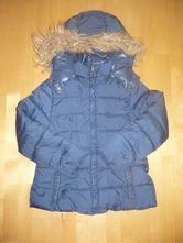 Dívčí zimní bunda vel.110-116, zara,110