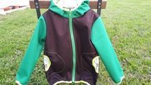 Dětská bunda z softshellu, 98 / 104