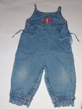 Riflové laclové kalhoty, 18 m, kimbaloo,92
