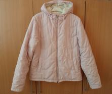 Růžová bunda bundička kabátek fishbone, fishbone,m