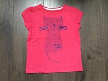 Tričko s kočkou, f&f,86