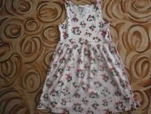 Šaty 8-9let, h&m,134