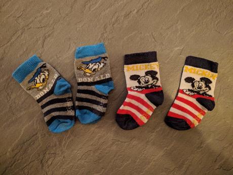 Sada ponožek, 6-12 měs., 18