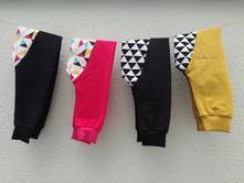 Originální kalhoty - různé velikosti a kombinace , 62 - 92