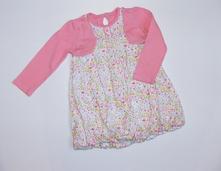 P648 bavlněné šaty vel. 86, george,86